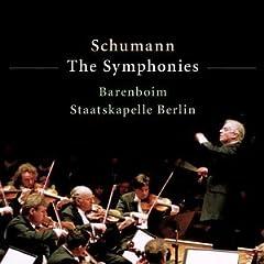 Schumann - The Symphonies / Barenboim, Berlin Staatskapelle