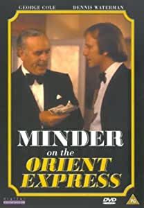 Minder On The Orient Express [DVD] [1985]
