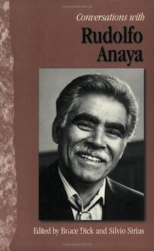 Conversations with Rudolfo Anaya (Literary Conversations Series)