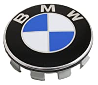 Bmw Genuine Wheel Center Cap 68 Mm 1 Pc from BMW