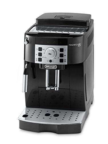 Italian Automatic Coffee Maker : DeLonghi ECAM22110 Compact Automatic Italian Espresso Machine with Cappuccino and Latte System ...