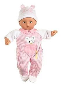 "Gotz 8"" Mini Muffin Bald Girl Doll"