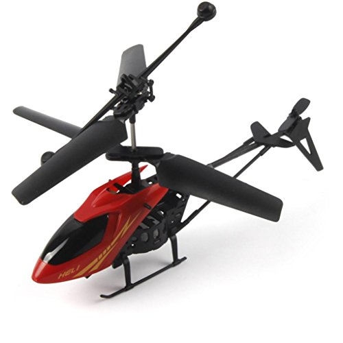 CreazyRC-901-2CH-Mini-helicopter-Radio-Remote-Control-Aircraft-Micro-2-Channel