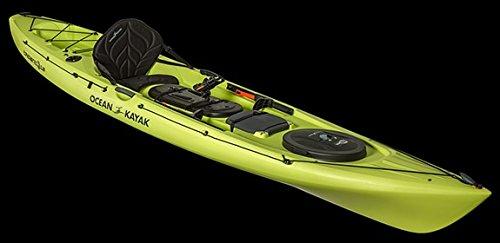 Ocean Kayak Trident 15 Angler Kayak Lemongrass
