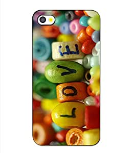 APPLE I PHONE 5 COVER CASE BY instyler