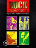 Rock Classics Song Book (0789300486) by Rizzoli