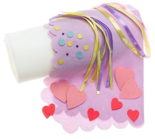 Creativity For Kids: Fleecy Fluffy Pj Pillow front-991002