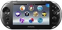 PlayStation Vita Wi-Fiモデル ブラック (PCH-2000ZA11)