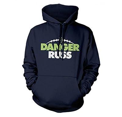 FreshRags DangerRuss Russell Wilson Seattle Seahawks Hoodie