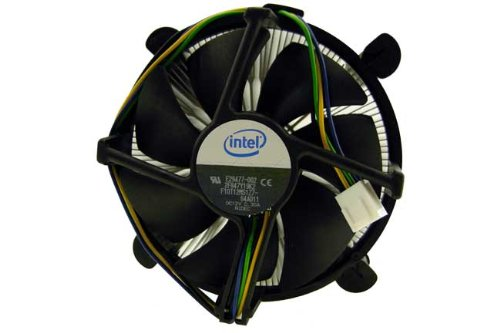 Intel Core i7-930 Processor's Cooling Fan with Heatsink (BRAND NEW) (Intel I7 Cooling compare prices)