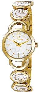 Pierre Cardin Women's Quartz Watch Eclipse PC105252F03 with Metal Strap