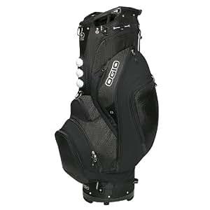 OGIO Assassin Ultralite Cart Bag (Black)