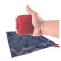 【特価】 レジャーシート コンパクト 防水 マット70×110 薄型 軽量 旅行 グッズ 折りたたみ 収納袋
