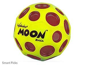 Smart Picks Smart Picks Moon ball_YELLOW&RED