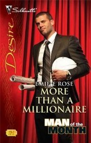 Image of More Than a Millionaire (Silhouette Desire)