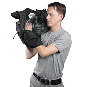 Kata KT PL-VA-801-12 Video Rain Cover for Camcorders like Sony EX3 or Canon XL H1; manu. price = $99.88