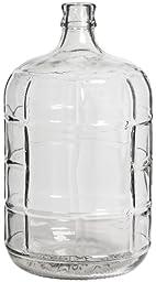 Glass Carboy 11.3 Liter, 0.44-Pound Box