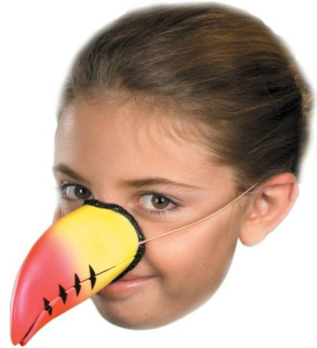 Child's Toucan Costume Nose