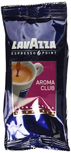 Espresso Point Cartridges Aroma Club 100% Arabica Blend 625g 100/Box (Lavazza Espresso Point Pods compare prices)