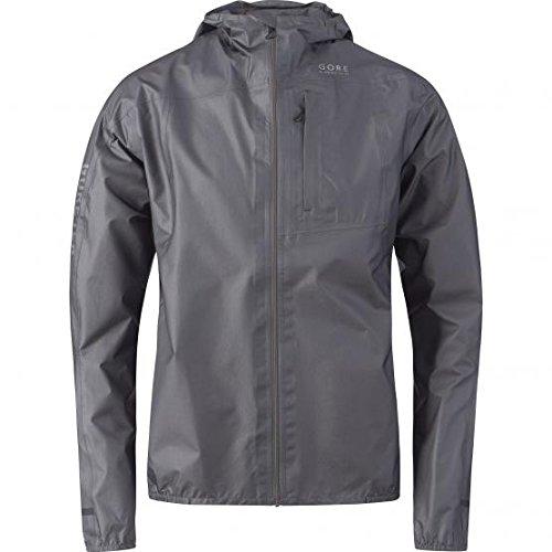 Gore Running Wear One Goret-Tex Giacca, Graphite Grigio, L