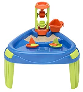 American Plastic Toy Water Wheel Play Table by American Plastic Toys