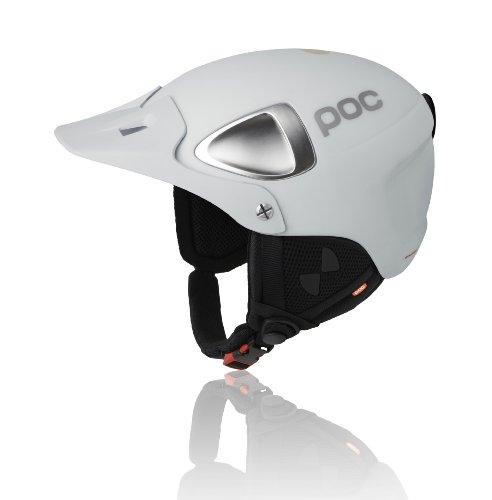 POC Herren Helm Synapsis XP, White, XL (59-60cm)