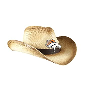 NFL Denver Broncos Ladies Cowboy Hat, Ombre by Littlearth