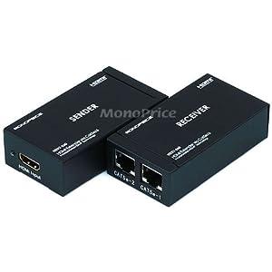 Monoprice's HDMI Extenders