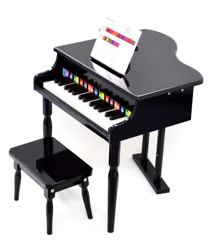 ts-ideen-mini-piano-a-queue-avec-30-touches-pour-enfant-des-3-ans-avec-plaques-de-couleur-representa