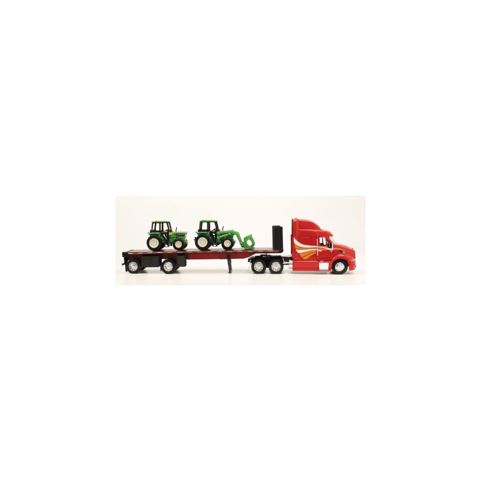 M and F Western Double Tractor Big Truck   50740 Sports