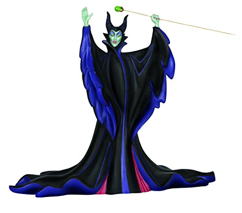 Precious Moments Disney Maleficent Figurine
