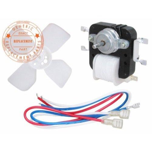 Whirlpool Kenmore Evaporator Fan Motor Kit 482469 (Kenmore Refrigerator Fan compare prices)