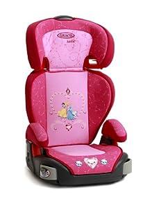 Silla auto princesas graco grupo 2 3 juguetes for Silla mecedora graco 6 velocidades
