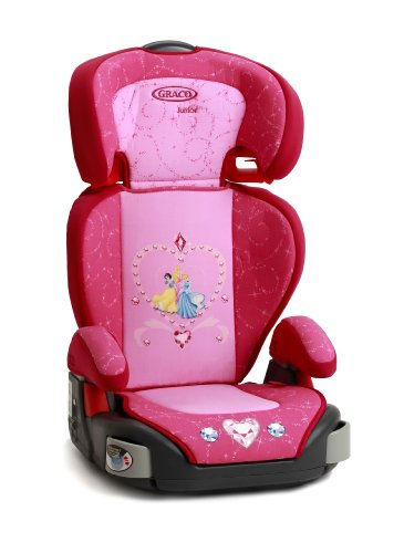 toddler car seat graco junior maxi plus disney princess car seat car seats for child. Black Bedroom Furniture Sets. Home Design Ideas