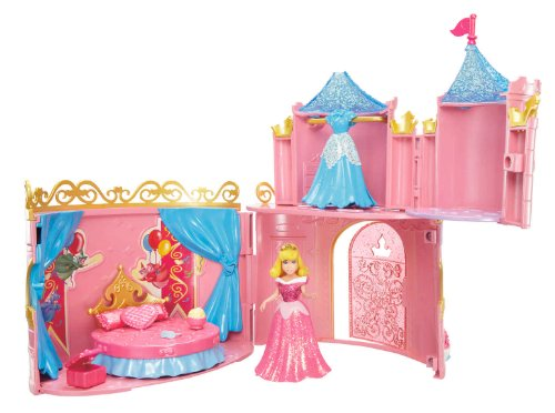 Disney Princess Royal Party Sleeping Beauty Palace Playset Amazon.com