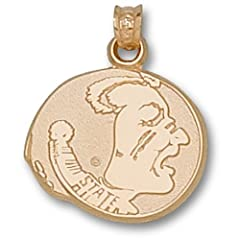 Florida State University Seminole - 14K Gold by Logo Art
