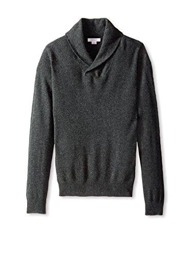 Christopher Fischer Men's Shawl Collar Cashmere Sweater