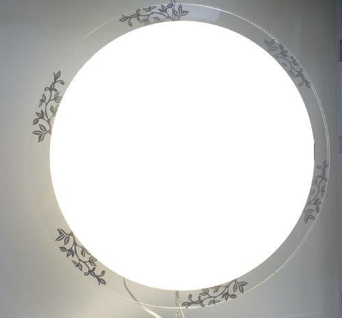 Nealed- plafonnier 22 watts équivalent à 100 watts - 1400 lumens - 4000/4500 K (blanc naturel) - 30000 heures de vie - NEPI004