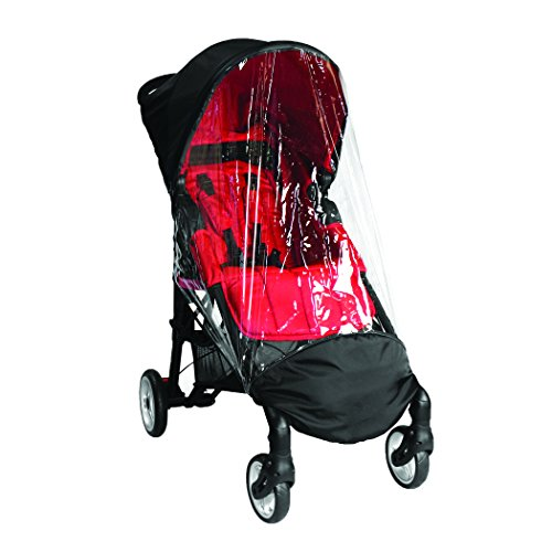 Baby Jogger City Mini Zip Stroller Weather Shield, Black