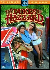 Dukes Of Hazzard - Series 3 [DVD]