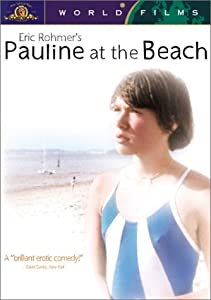 "Cover of ""Pauline at the Beach"""