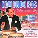 echange, troc Edmundo Ros - Cuban Love Song