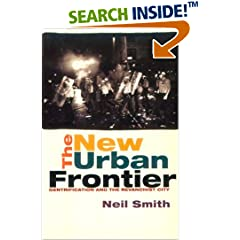 Image of Neil Smith New Urban Frontier