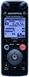 Olympus LS-7 Linear PCM Voice Recorder (142670)