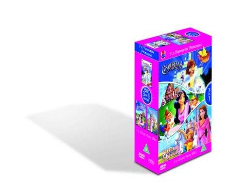 3 Favourite Princesses - Cinderella / Snow White / Sleeping Beauty [DVD]