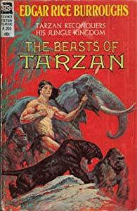 "Cover of ""The Beasts of Tarzan (Classic A..."