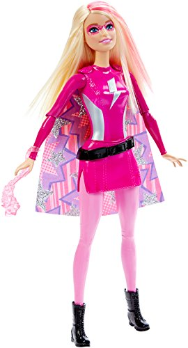 Barbie Power Super Hero Doll (Super Power Barbie compare prices)