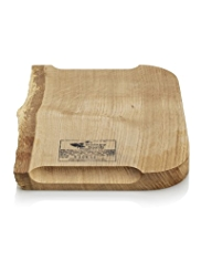 Small Sycamore Natural Edge Chopping Board