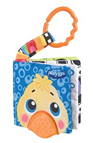 Playgro My First Pets Book for Baby