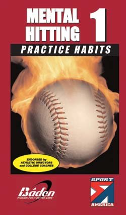 Mental Hitting Volume 1: Practice Habits